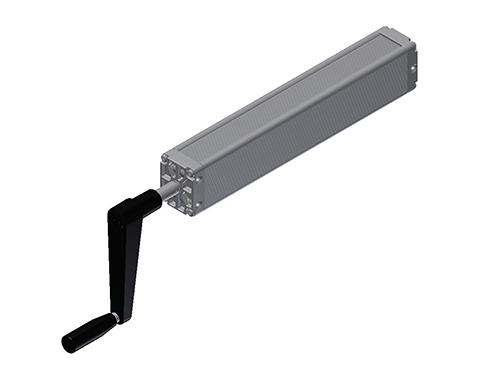Manual Hand Crank Hydraulics
