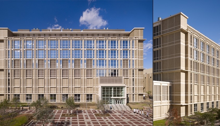 Galveston National Laboratory, image by Perkins + Will
