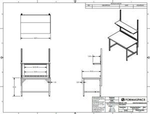 Formaspace Design Drawings
