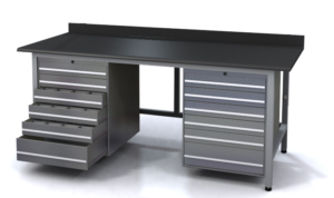 Industrial Tool Bench