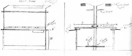 Workbench Design Sketch