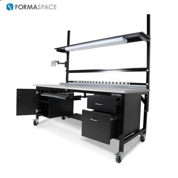workbench benchmarkx with drawers