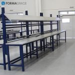 Heavy Duty Assembly Station for O&G Equipment