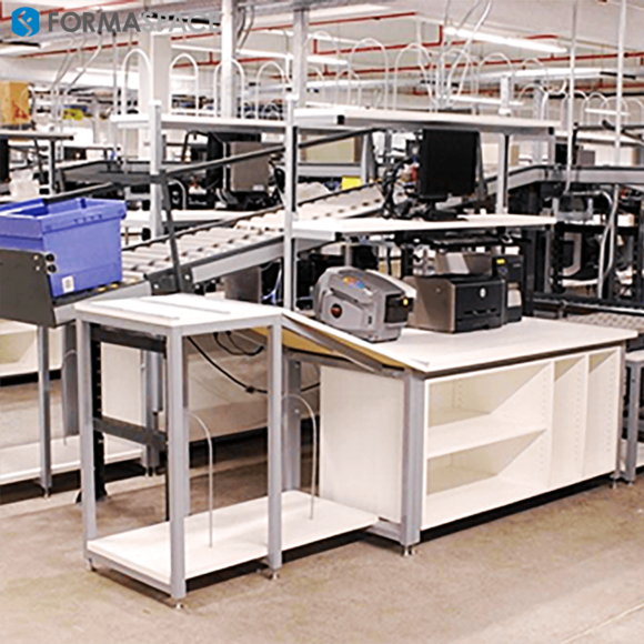 material handling station