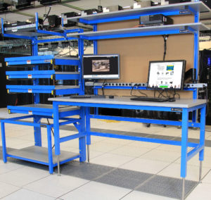 Formaspace computer workstations for industry