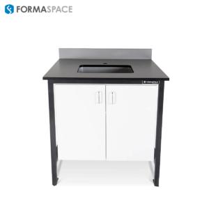 epoxy sink workbench