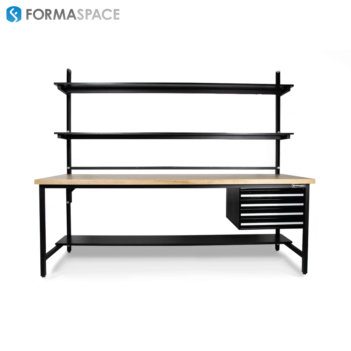 industrial benchmarx with tool drawers