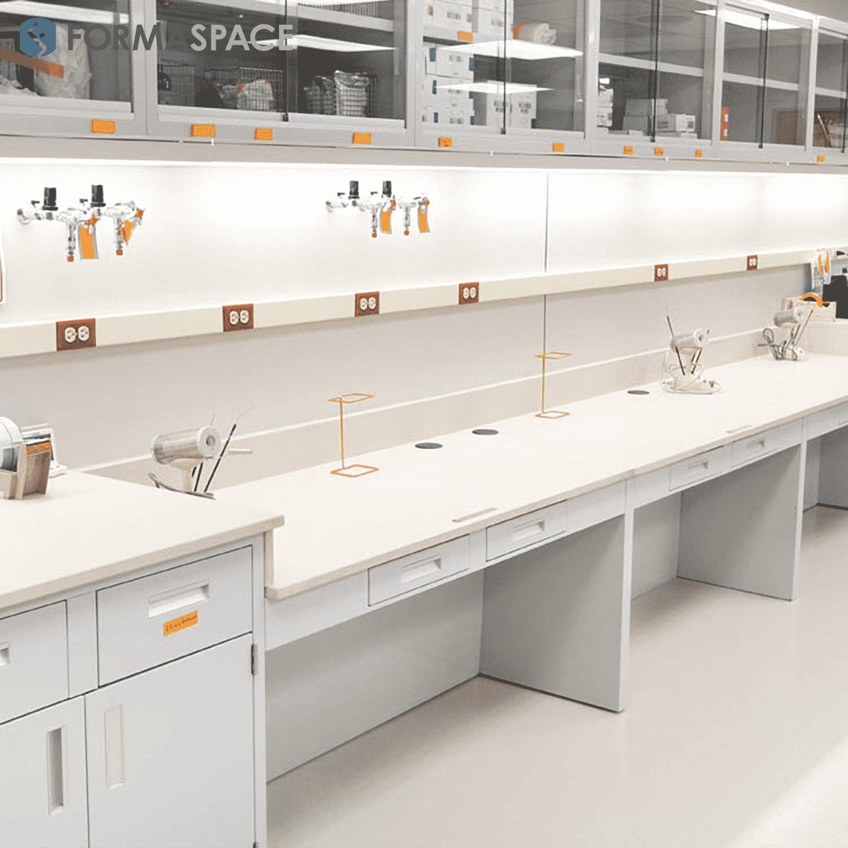 Food & Diagnostics Laboratory casework