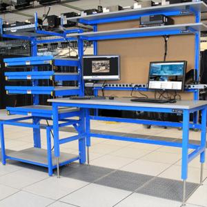 Custom Computer Work Station