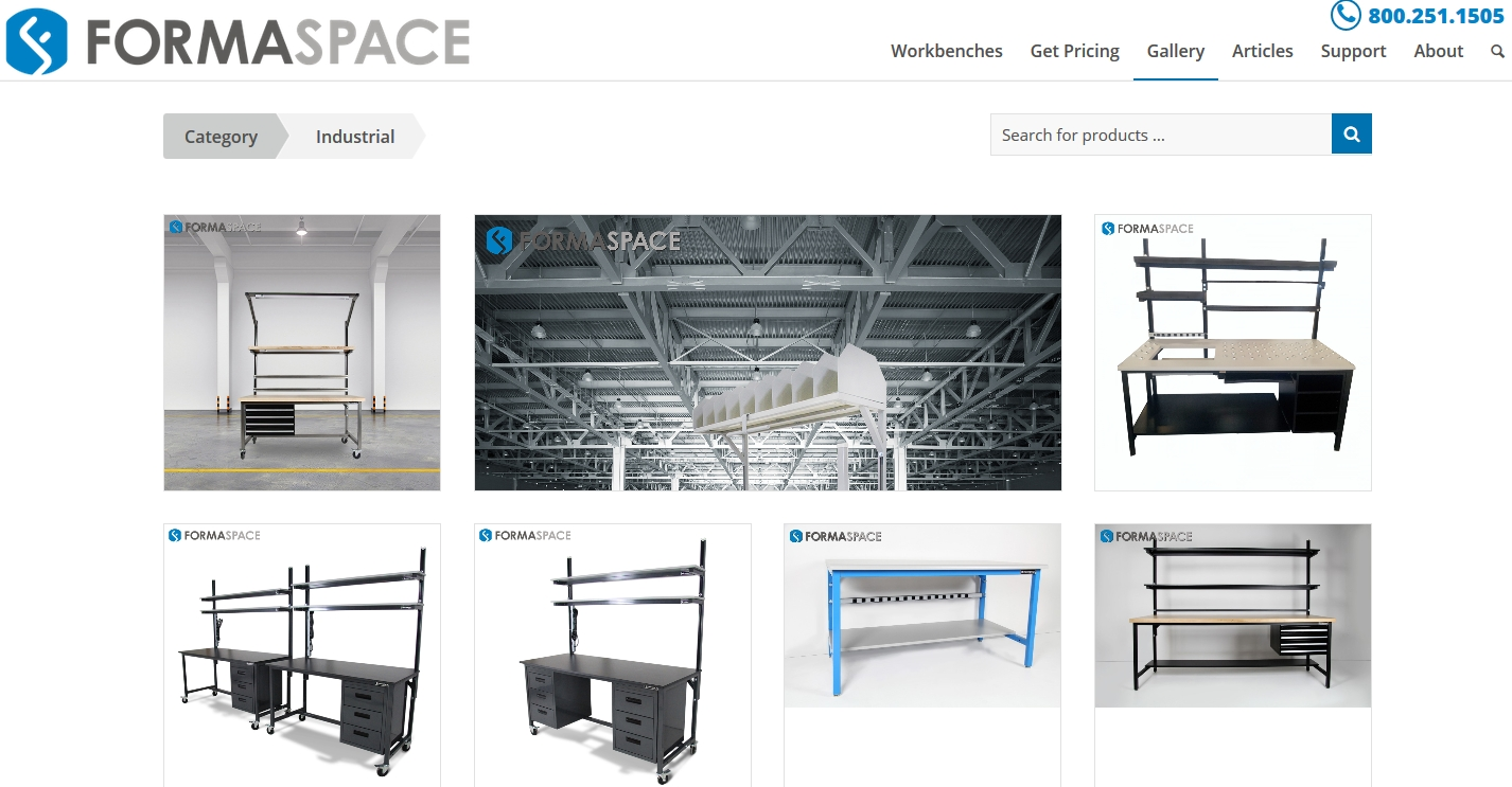 Formaspace-Gallery-Industrial-Projects-Entry-Screen