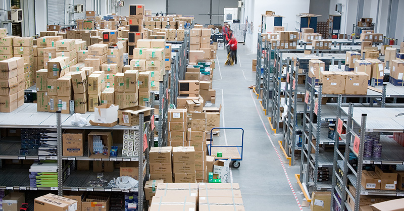material handling facility