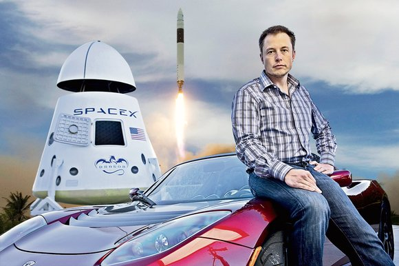 Elon Musk - SpaceX