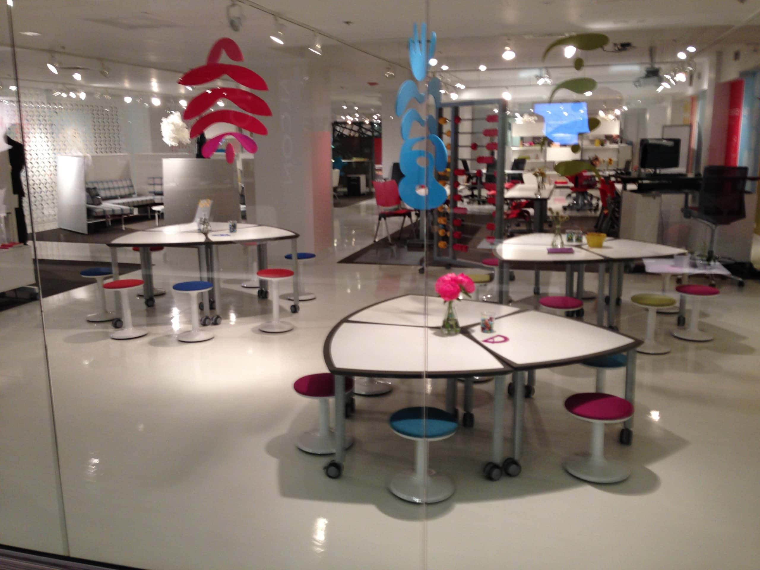 makerspace at neocon 2016