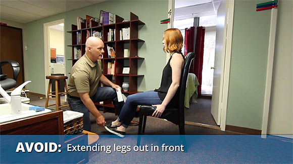 Don't cross your legs - Formaspace