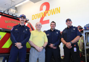 round rock firefighters formaspace