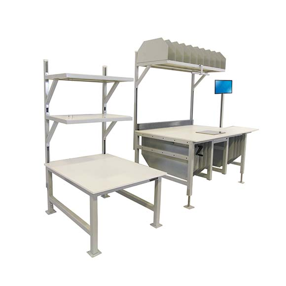 formaspace packing & shipping stations