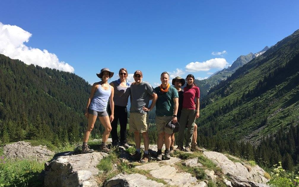 Hiking Tour du Mont Blanc