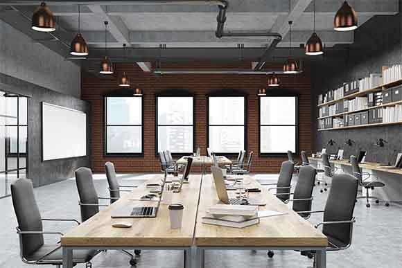 industrial office design