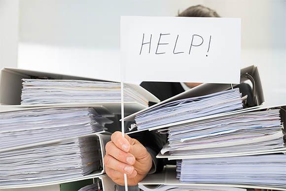 work smarter - time management
