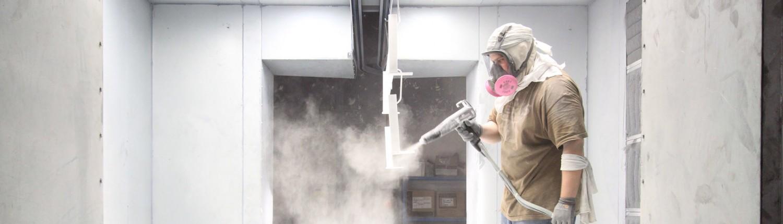 powder coating formaspace