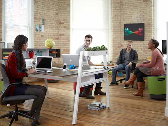 Fun office