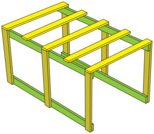 02 build trade show crates attach pallet deckboards