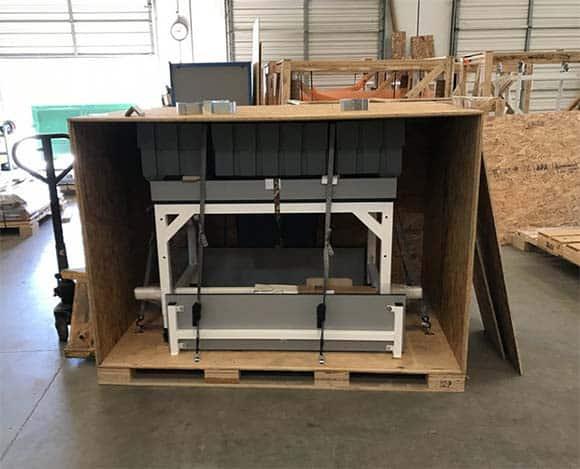 Formaspace custom crate