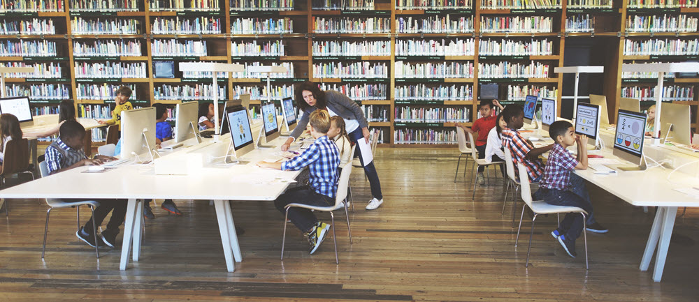 Future is Bright for Libraries