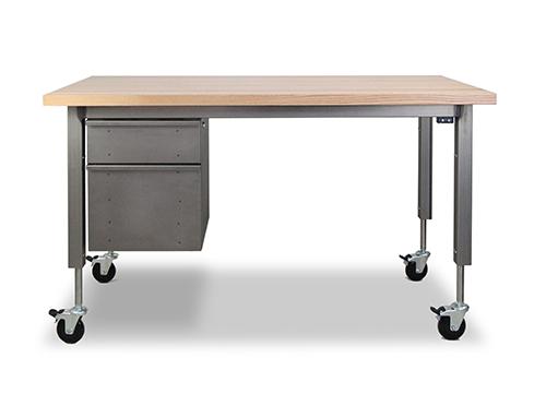 weldmarx I height adjustable office desk