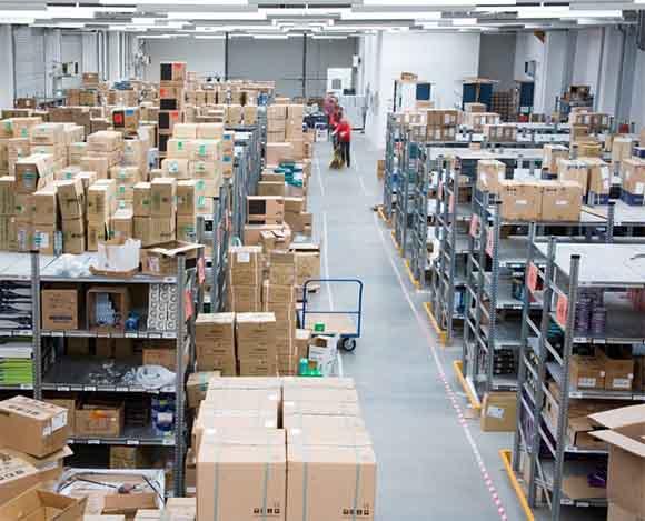 Warehouse Layout & Design