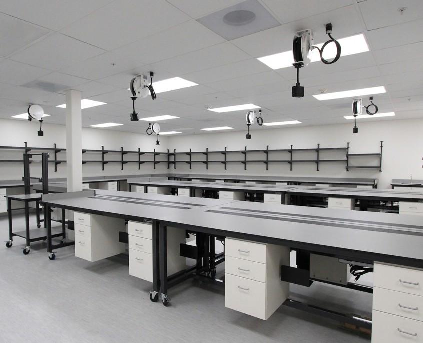Specimen Processing Laboratory Benches