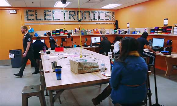 Makerspace for the Arizona Science Center