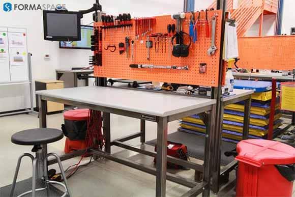 custom manufacturing workbench