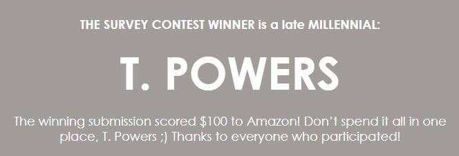 t powers contest winner