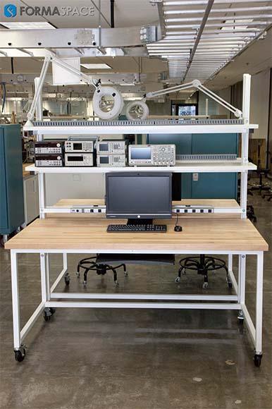 Benchmark in innovation lab