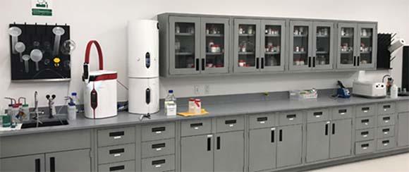 laboratory furniture casework