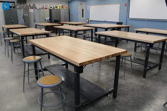 Heavy duty electrical repair classroom