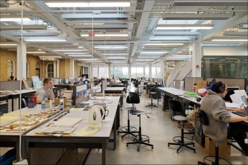 Cornell University Formaspace Basix Benches