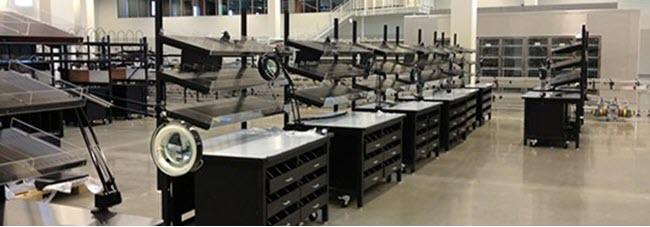 CVS pharmaceutical benches