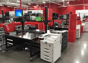 ergonomic assembly workstations
