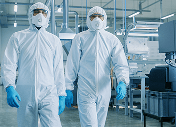 tech lab clean room services