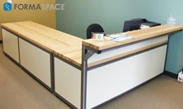 data-entry-Reception-Desk–Bench-Plus-single-bracket-tablet