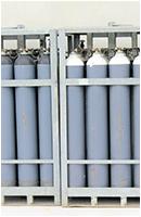 wet lab fume hood oxygen carrier rack