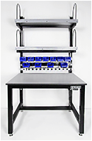 heavy duty ergonomic workbench