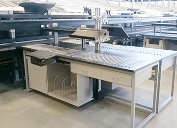 integrated custom manufacturing workbench