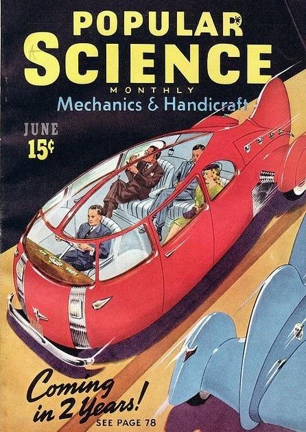 popular science aerospace article