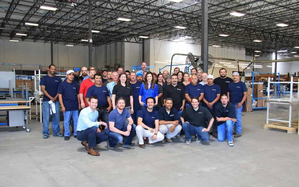 formaspace team warehouse