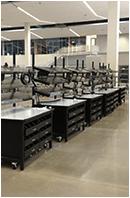 aerospace assembly workbench