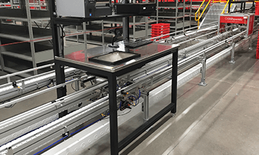 aerospace workstation integration