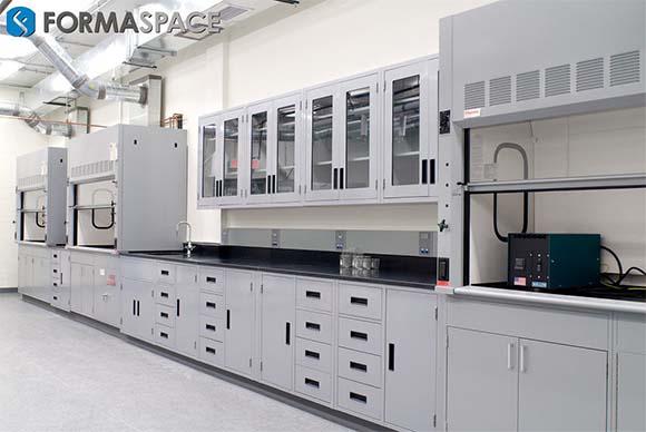 cryogenics laboratory casework